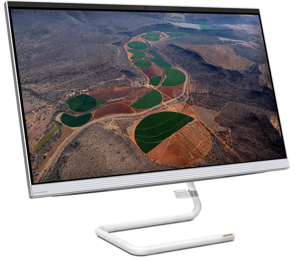 Фото 1. Моноблок Lenovo IdeaCentre AIO 3 27IMB05 White (F0EY006NUA)